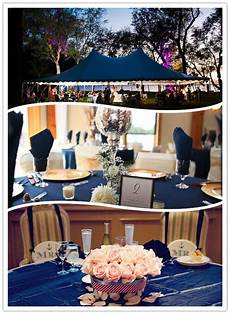 Navy Blue Wedding Decoration Ideas