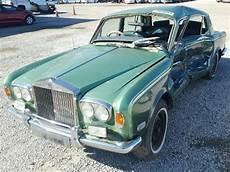 Rolls Royce Salvage damaged salvage rolls royce shadow car for sale