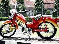 Modifikasi Motor 70 by Honda C70 Modifikasi Motor Bebek Keren