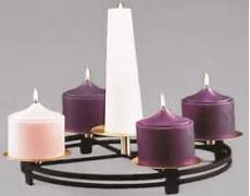 church clerical church furnishings candle holders