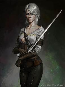 Ciri The Witcher - ciri by pemamendez on deviantart