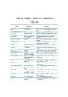 english worksheets phrasal verbs for advanced students