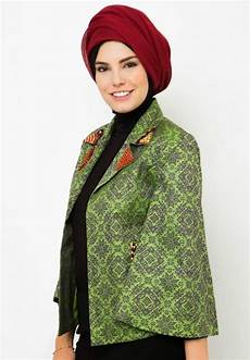 17 Model Baju Kerja Muslim Trendy 2016