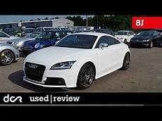 buying a used audi tt 8j 2006 2014 common issues