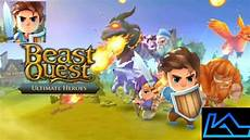beast quest ultimate heroes gameplay android ios