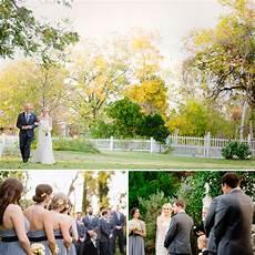 outdoor wedding at barr mansion