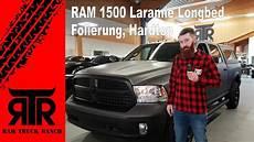 Dodge Ram 1500 Laramie Mit Komplett Folierung Rtr Ram