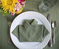 Napkin Folding S Shirt Huffpost