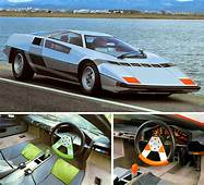 How Do Futuristic Concept Cars From The 70s And 80s