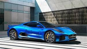2020 Jaguar J Type  Top Speed