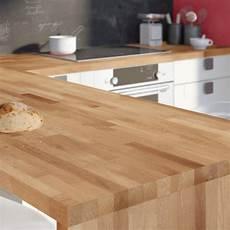 les plans de travail en bois massif authentiques et