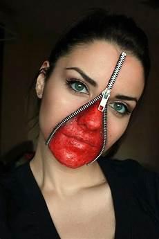 Schminken Männer - deea make up make up unzipped