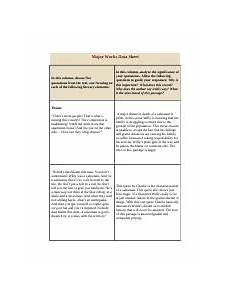 04 09 romanticism chart romanticism chart characteristics of romanticism exles from