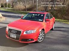 certified pre owned audi buy used certified pre owned audi a4 2008 special edition