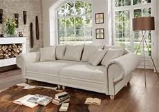 Big Sofa Kolonialstil Mega Kolonialsofa