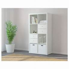 ikea kallax 8 cube storage bookcase rectangle shelving