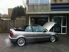 Vw Golf 3 Cabrio G60 Project