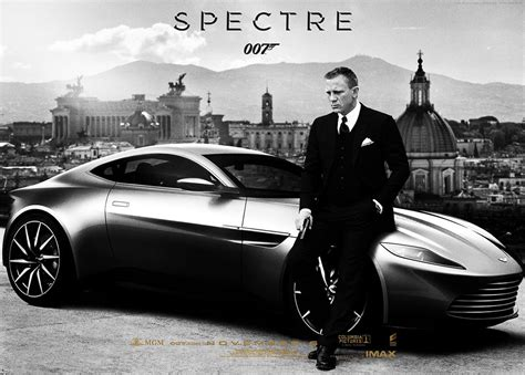Aston Martin In 12 James Bond Movies