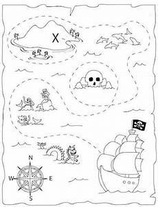 Gratis Malvorlagen Schatzkarte Piraten Malvorlagen Schatzkarte Coloring And Malvorlagan