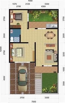 Kumpulan Desain Rumah Minimalis Ukuran 5x12 Kumpulan