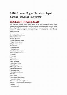 motor repair manual 2009 nissan rogue parking system 2010 nissan rogue service repair manual instant download by kmjfnh njhy issuu