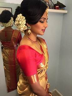Indian Traditional Hairstyle For Wedding