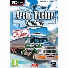 Artic Trucker Simulator Pc Jeux Vid 233 O Achat Prix Fnac