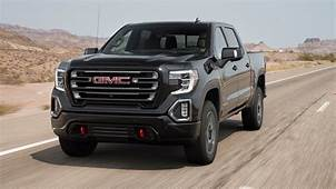 2019 GMC Sierra Denali And AT4 First Test Two Steps
