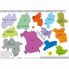 Malvorlagen Vorschule Deutschland Bundesl 228 Nder Puzzle Schule Lernen Tipps Schule