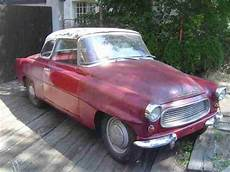 Oldtimer Skoda Felicia Cabrio Roadster 1959 Topseller