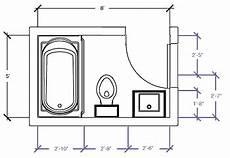 Bathroom Floor Plans 6 X 8 by 6 Ft X 6 Ft Bathrooms Ft X 8 Ft 5 Bathroom