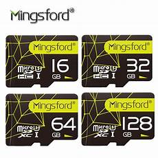 Mingsford Colorful Edition 32gb Class Memory by Mingsford Real Capacity Memory Card 16gb 32gb 64gb 128gb