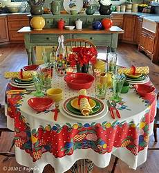 Kitchen Linens And Decor by Tablecloths From The Table Victory K B