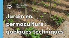 jardin en ligne exemple de techniques pour un jardin potager en