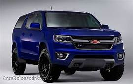 2017 Chevy Blazer K 5 Release Date And Price  Http