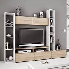 impressionnant meuble tv avec rangement pas cher centro