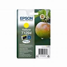 Epson T1294 Jaune Pomme Cartouche Jet D Encre D Origine