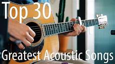 Top 30 Songs For Acoustic Guitar