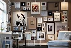 bildergalerie an der wand die kunst an der wand