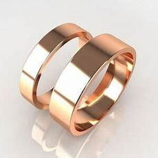 new his and hers of 9ct rose gold wedding band rings uk made fullyhallmarked ebay