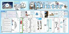 Winter Ks1 Lesson Plan Ideas And Resource Pack Pack Winter