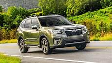 the 2019 subaru forester 2019 subaru forester drive review automobile magazine