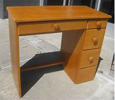 Small Wooden Desk Table by Uhuru Furniture Collectibles Sold Small Wooden Desk 60
