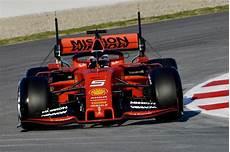 Formel 1 Tests Barcelona 2019 Vettel F 228 Hrt Bestzeit