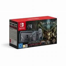 diablo 3 console nintendo switch diablo iii limited edition console with