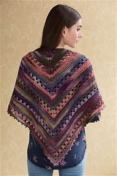 Crochet Patterns Galore Simple Shawl