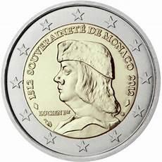 monaco 2 comm 233 moratives valeur des pi 232 ces de 2 euros