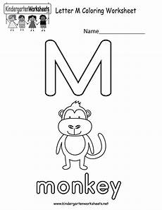 pre k letter m worksheets 24398 letter m coloring worksheet for who are learning the alphabet you can print or