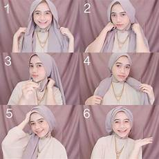 Tutorial Jilbab Ekonomi Model