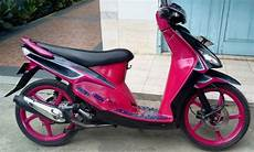 Variasi Motor Mio Sporty by Modifikasi Motor Mio Sporty Bergaya Thailand Look